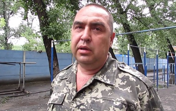 Главарь ЛНР рассказал об особом статусе Донбасса