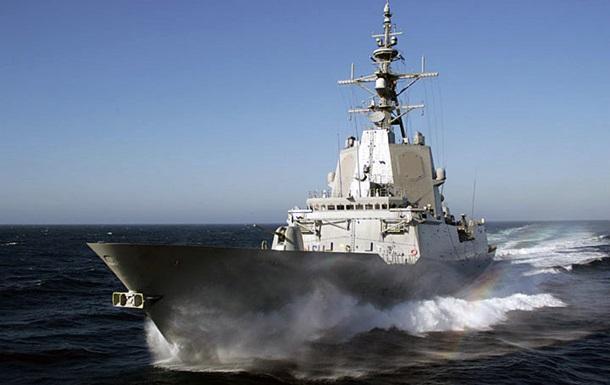 Два боевых корабля НАТО зашли в Черное море