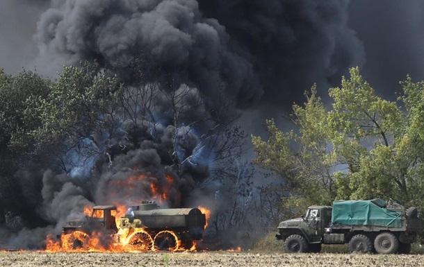 Amnesty: Россия разделяет вину за насилие в Донбассе