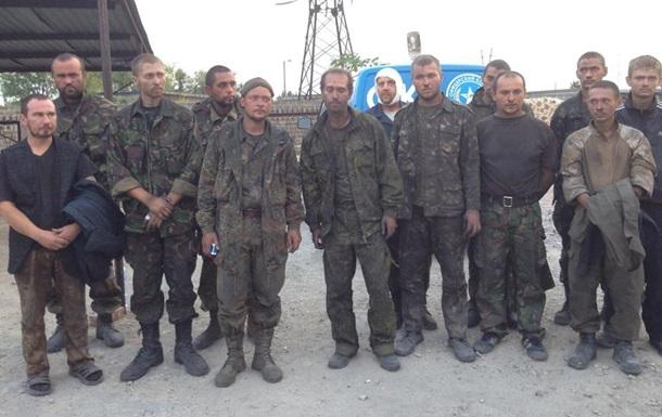Сепаратисти звільнили 15 українських військових - Філатов