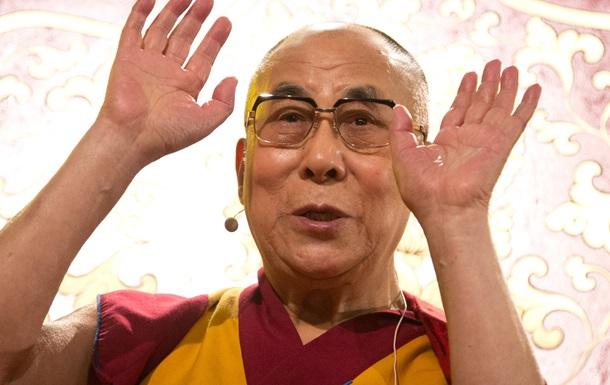 Далай-лама раскритиковал действия президента России