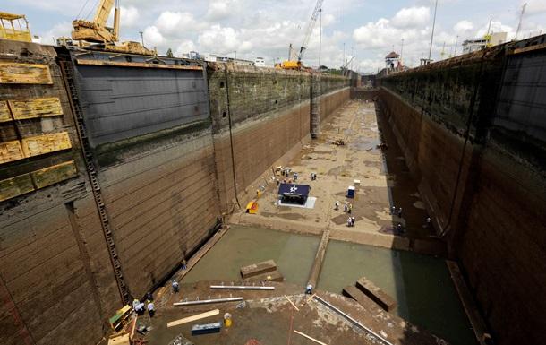 На лето 2015 года намечены испытания реконструированного Панамского канала