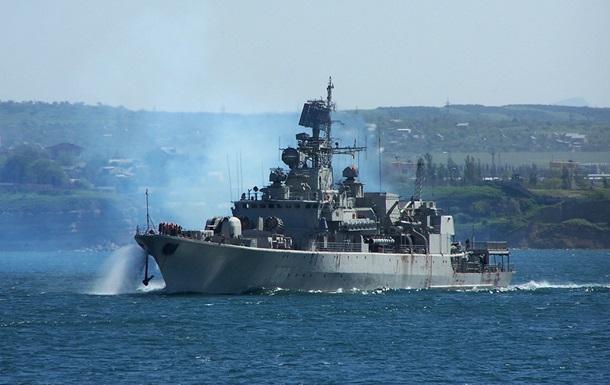 Украинско-американские учения Си Бриз-2014 стартуют в Черном море