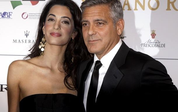 Свадьба Джорджа Клуни и Амал Аламуддин состоится в Венеции - СМИ