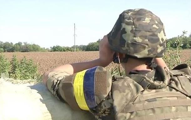 В СНБО показали российские танки неподалеку от Славяносербска
