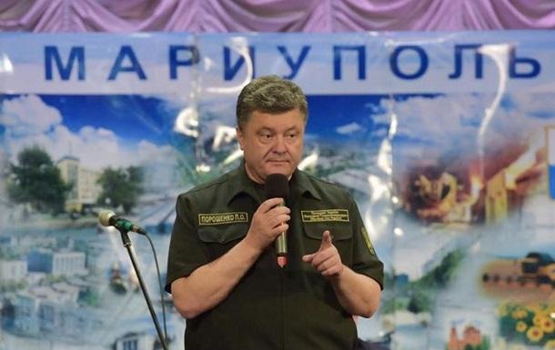 После перемирия удалось освободить более тысячи пленных - Порошенко