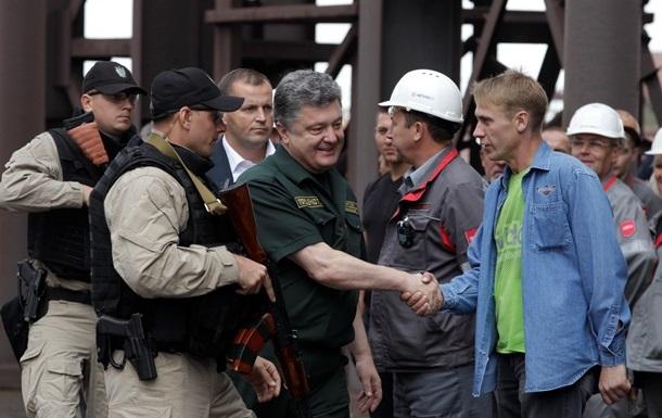 Итоги 8 сентября: Порошенко посетил Мариуполь, ЕС одобрил очередные санкции против РФ