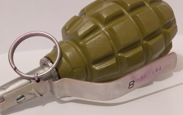 В воинской части Кривого Рога взорвалась граната: десять раненых