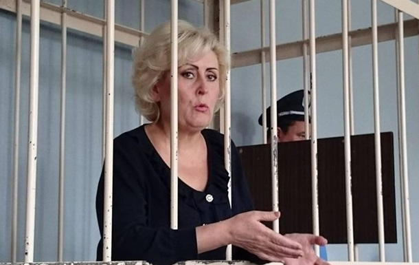 Начался суд над экс-мэром Славянска Нелей Штепой