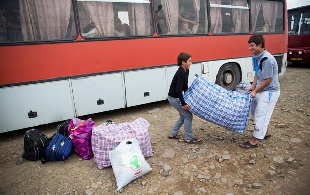 DW: Москва украинских беженцев больше не принимает