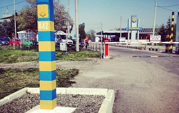 Более 100 километров границы с РФ находится под контролем сепаратистов