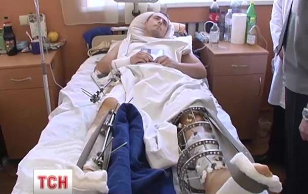 Бойцы АТО без документов не могут выписаться из больниц