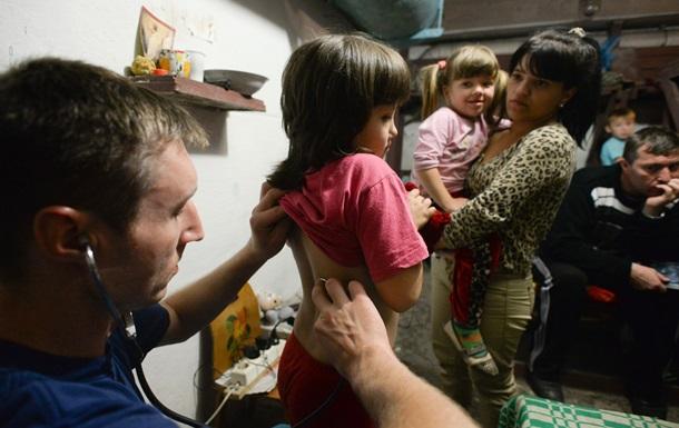 На Донбассе разрушены и повреждены полсотни больниц – ВОЗ