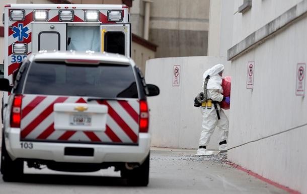Пациента с подозрением на вирус Эбола поместили в карантин в Австралии