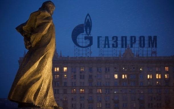 Чистая прибыль Газпрома снизилась на 40%