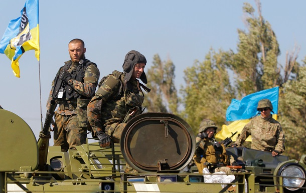 Добровольческий батальон МВД - с фронта на выборы 2014