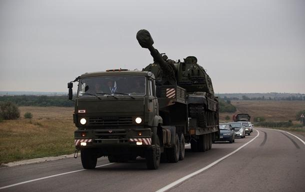 НАТО: Российских войск в Украине стало меньше