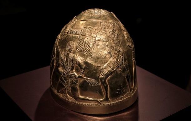 Несмотря на возражения России. Самые ценные экспонаты  скифского золота  вернулись в Украину