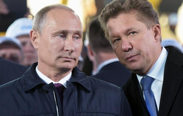 Газовый поводок. Как Россия наказывает Европу за реверс газа в Украину