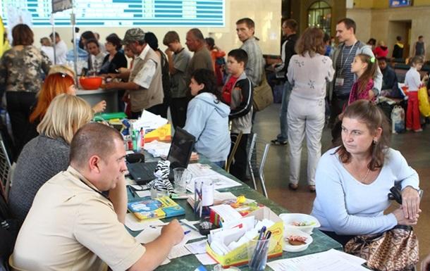 Переселенцы из зоны АТО отказываются от малооплачиваемой работы