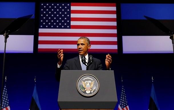 Ситуация в Украине не создает прямых угроз для США – Обама