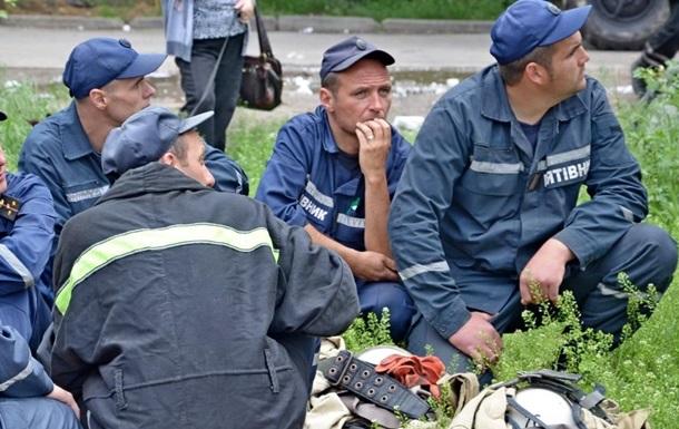 В Киевской области в жилом доме прогремел взрыв