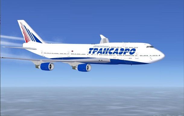 Российский пассажирский самолет не пропустили в небо Украины