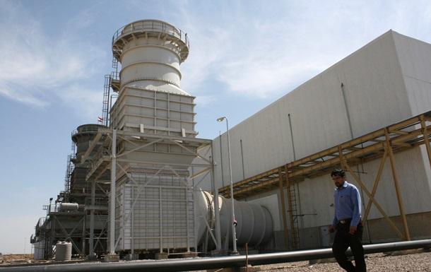 Россия готова построить Ирану электростанции