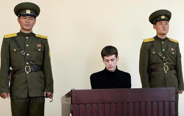 В КНДР американца приговорили к шести годам трудовых лагерей