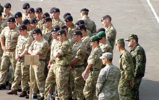 Во Львовской области стартуют учения Украины с НАТО