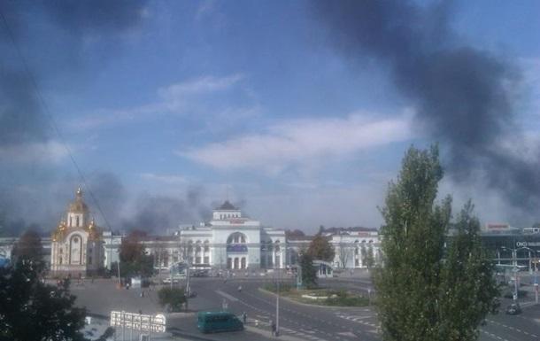 В Донецке из-за артобстрелов погибли шесть человек
