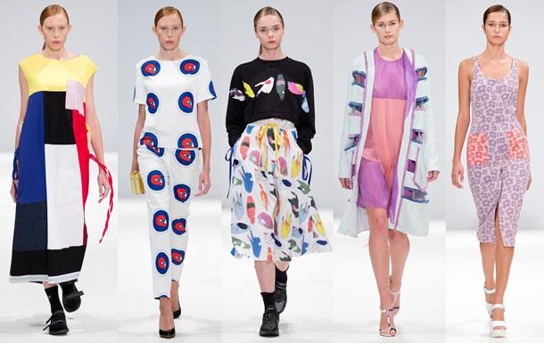 Молодые украинские дизайнеры представили свои коллекции на неделе моды в Лондоне