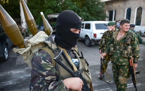 Сепаратисты продолжают обстрелы силовиков - СНБО