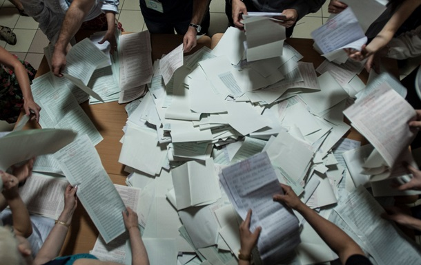В новую Раду проходят пять партий – опрос