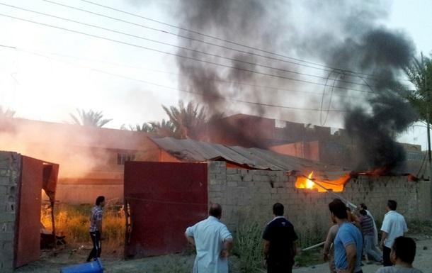 В Ираке боевики применили химическое оружие