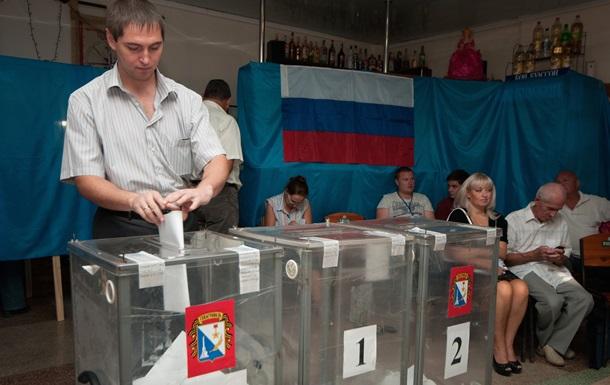 В госсовет Крыма проходят Единая Россия и ЛДПР