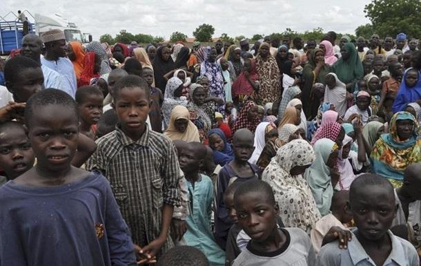 Террористы Боко харам захватили более 50 женщин и детей на севере Нигерии
