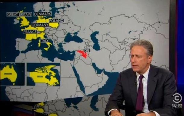 Американское шоу высмеяло заявление Обамы о борьбе с  Исламским государством