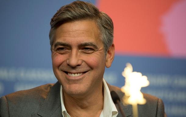 Джордж Клуни получит  Золотой глобус  за выдающийся вклад в мир развлечений