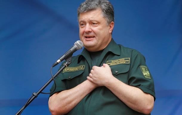 Украинцы оценили работу Порошенко ниже Ющенко и Януковича