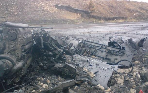 Под Старобешево найдены останки семи украинских военных