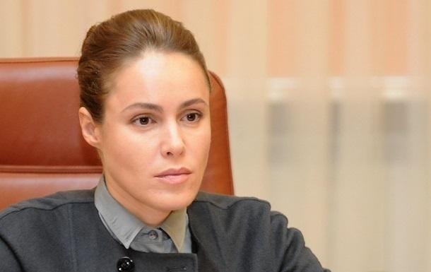 Королевская требует наказать власть за промедление с законом о Донбассе