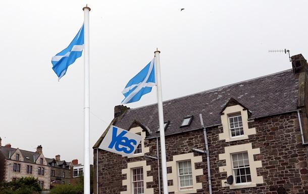 Премьер Испании: Независимая Шотландия будет вне ЕС