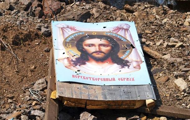 На Донетчине из  Града  обстреляли поселок, погибли более 10 человек - штаб АТО