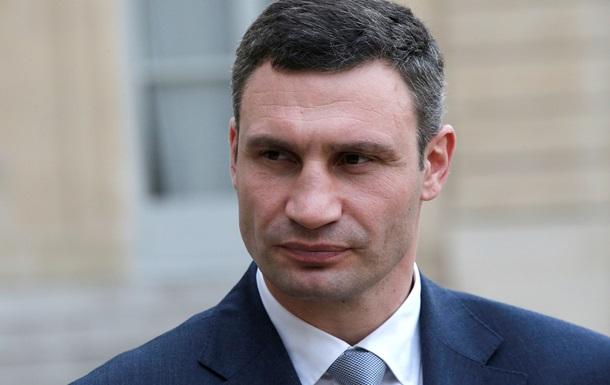 100 дней на посту мэра Кличко сравнил с первым раундом в боксе