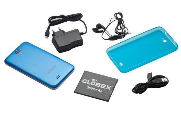 Компания Globex выпустила гибрид телефона и планшета