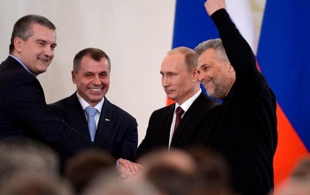 Путин предложил троих кандидатов на пост главы Крыма