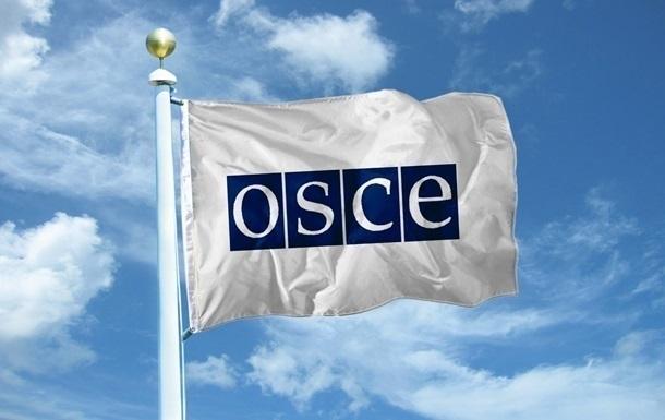 В ОБСЕ призывают соблюдать режим прекращения огня