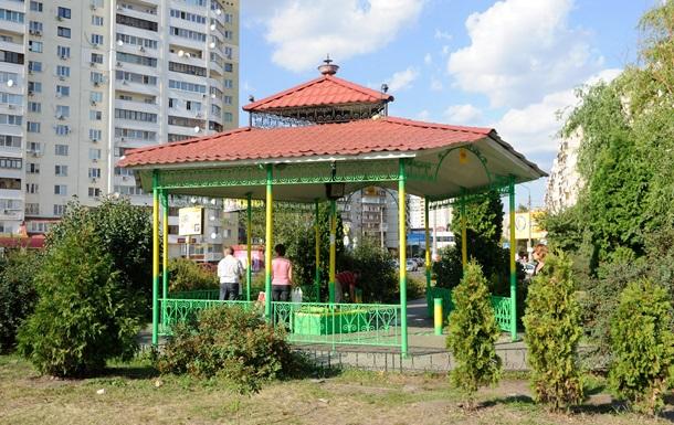 Киевляне отреставрировали новый городской бювет  Дивовижного міста