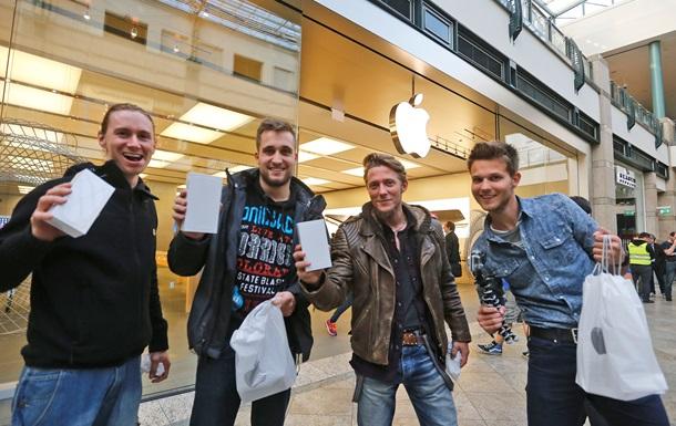 По всему миру стартуют продажи новых iPhone 6 и iPhone 6 Plus